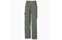 Columbia Girl&#039;s Silver Ridge Convertible Pant hemlock